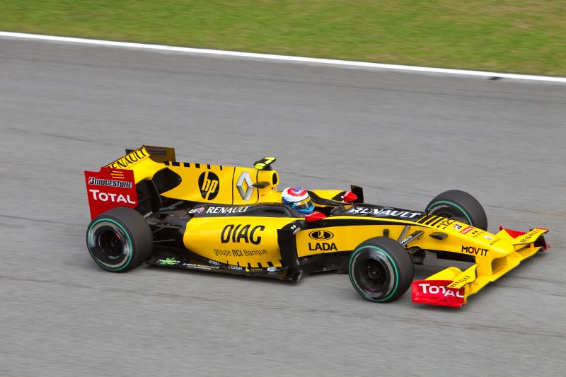 Formel 1-resa